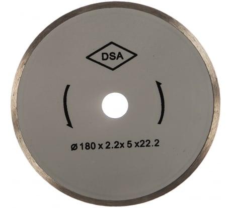 Диск алмазный по керамической плитке 180х22,2 мм для плиткорезов К-460; К-461 Энкор 25500 - цена, отзывы, характеристики, фото - купить в Москве и РФ