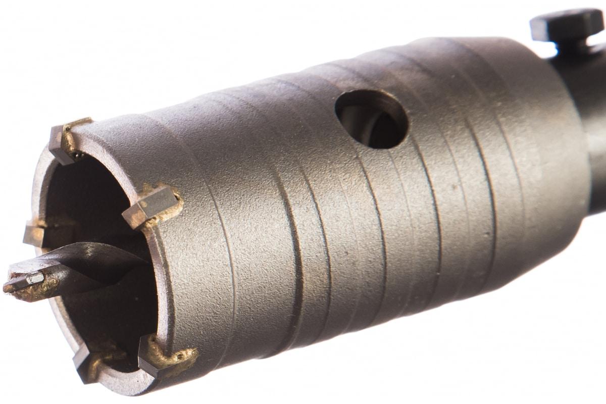 Коронка по бетону 40 мм для перфоратора с удлинителем купить газобетон или керамзитобетон что лучше для бани