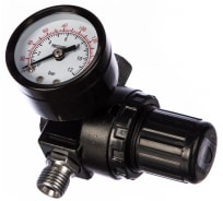 Регулятор давления с манометром Кратон 3 01 03 013