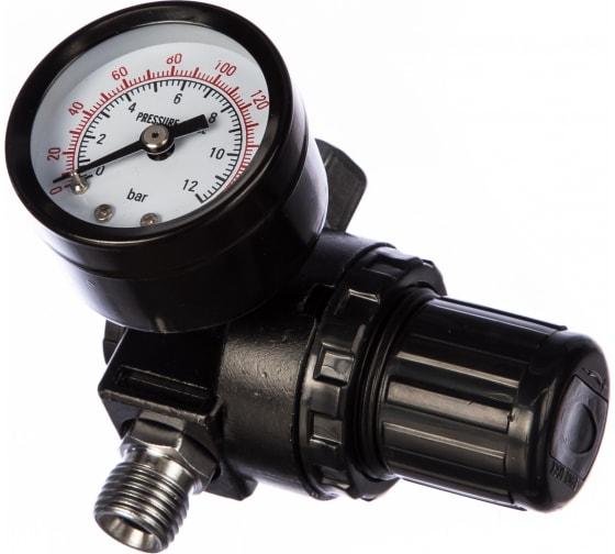 Регулятор давления с манометром Кратон 3 01 03 013 - цена, отзывы, характеристики, фото - купить в Москве и РФ