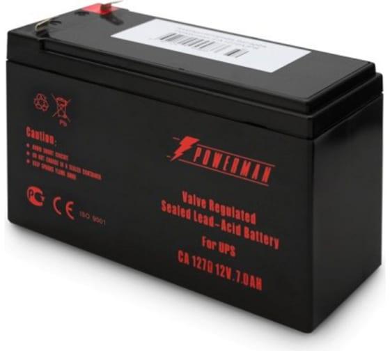 Батарея аккумуляторная CA1270/UPS для ИБП POWERMAN 6078965 2