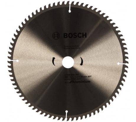 Фото пильного диска Bosch ECO AL 2608644397 305x30-80T