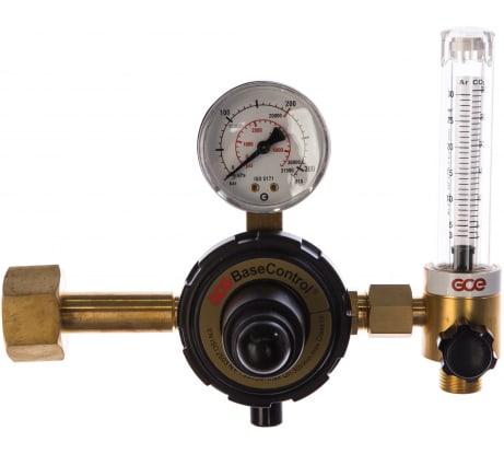 Фото регулятора для углекислоты и аргона GCE Base Control AR/CO2 с ротаметром 0870460