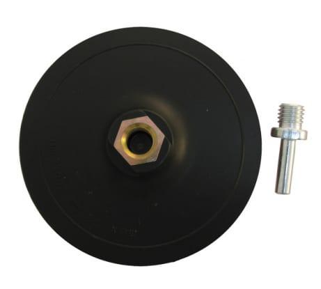 Фото опорной тарелки для дрельи, УШМ Archimedes Norma Лип 125 91237
