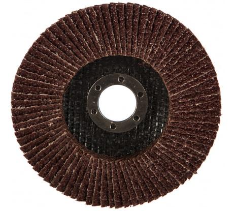 Фото торцевого лепесткового круга VIRA 125 мм P25 559125