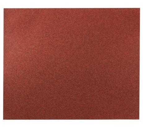 Фото шлифовального листа для снятия краски и лака VIRA бумажная основа, 230х280мм зерно 600 596600