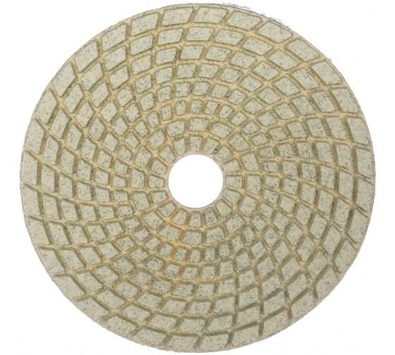 Купить круг алмазный гибкий шлифовальный черепашка 100 № 50 trio-diamond 340050 в Пензе - цены, отзывы, характеристики, доставка, гарантия, инструкция