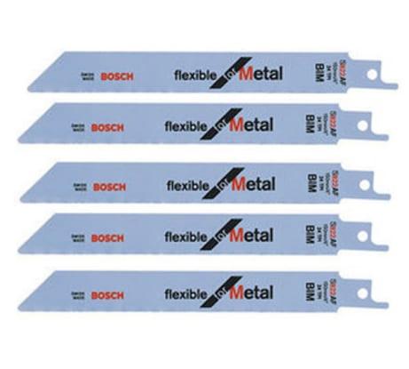 Фото пильного полотна по металлу Bosch 150х0,9 мм 5 2.608.656.013