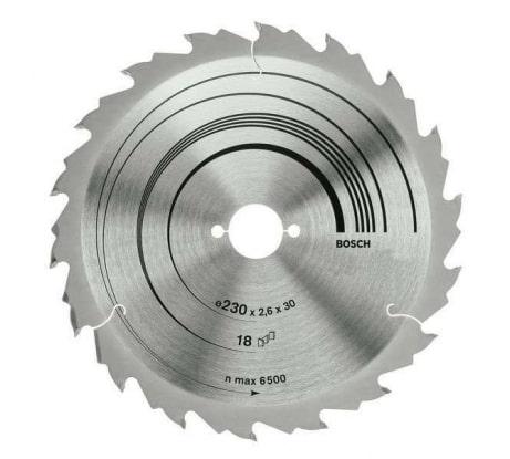 Фото пильного диска по дереву Bosch (28) 130х16 мм 2.608.640.775