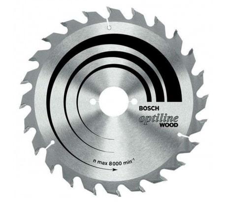 Фото пильного диска по дереву Bosch 150х20 мм 2.608.640.592