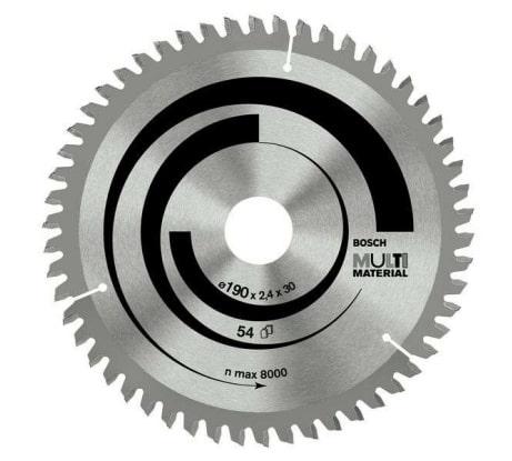 Фото пильного диска Bosch 150x20 мм 2.608.641.799