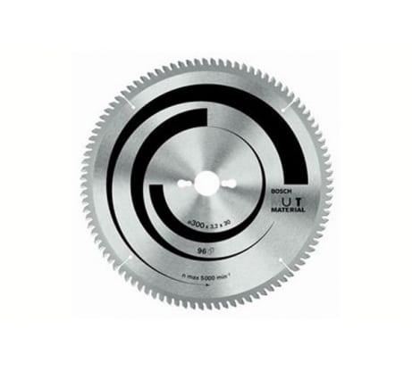 Фото циркулярного диска Bosch 216Х30 мм, 60 2608640512
