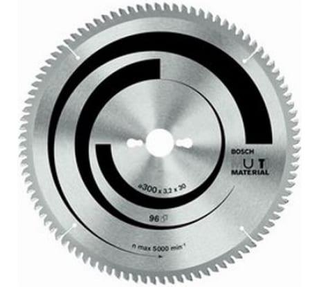 Фото пильного универсального диска Bosch 216х30 мм 2.608.640.446
