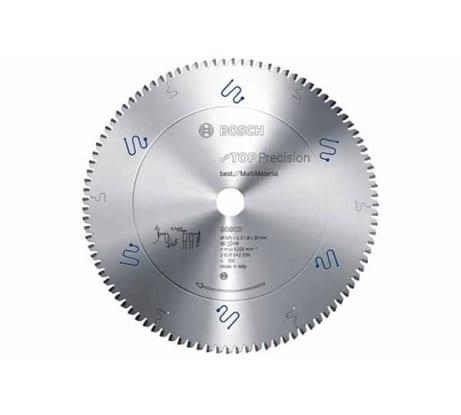 Фото пильного универсального диска Bosch 210x30 мм 2.608.642.096