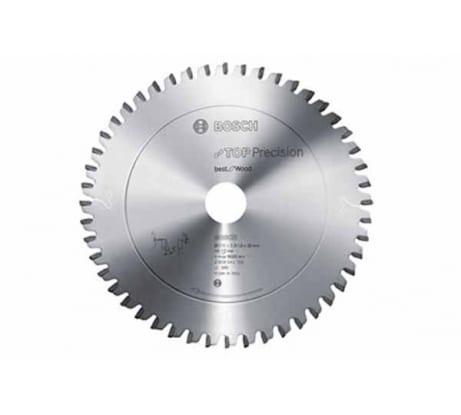 Фото пильного диска по древесине Bosch (28) 216x30 мм 2.608.642.101