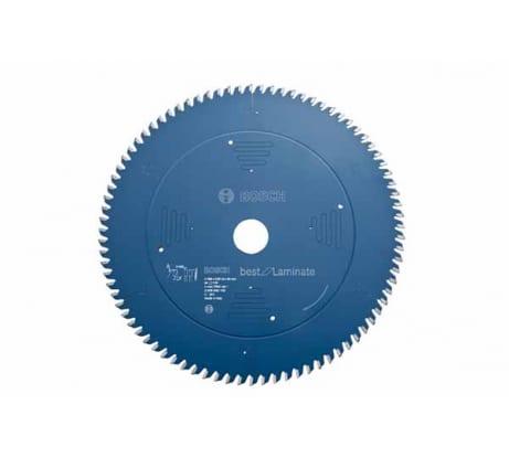 Фото циркулярного пильного диска по древесине Bosch 216х30 мм, 60 Т 2608642133