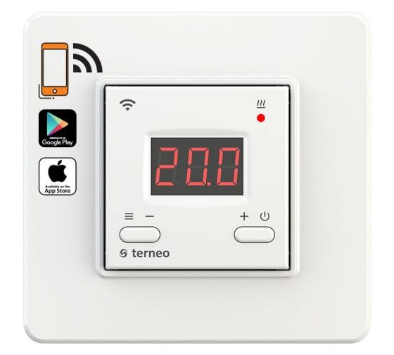 Терморегулятор ax terneo 4820120221132 в Челябинске - купить, цены, отзывы, характеристики, фото, инструкция