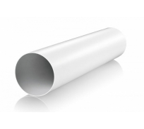 Канал вентиляционный круглый 125 мм х 1,5 м Эвент 125 В 1,5