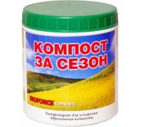Средство для ускорения образования компоста Compost, 250 г BIOFORCE bb-018