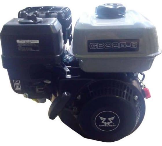 Двигатель бензиновый ZS GB 225-6 (7.5 л.с.) Zongshen 1T90QW254 в Нижнем Новгороде - купить, цены, отзывы, характеристики, фото, инструкция