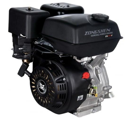 Двигатель бензиновый ZS 177-5 Zongshen 1T90QW773 в Нижнем Новгороде - купить, цены, отзывы, характеристики, фото, инструкция