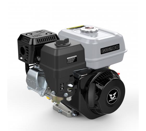 Двигатель бензиновый ZS GB 200 для мотопомп Zongshen 1T90QS200 в Нижнем Новгороде - купить, цены, отзывы, характеристики, фото, инструкция