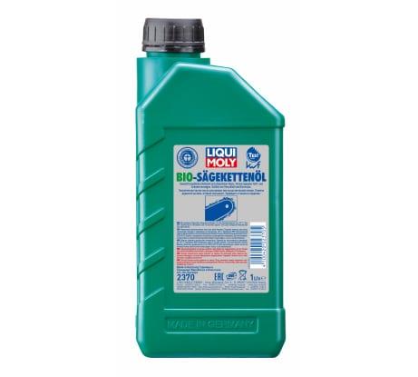Фото минерального трансмиссионного масла для цепей бензопил LIQUI MOLY Sage-Kettenoil 1 л 2370
