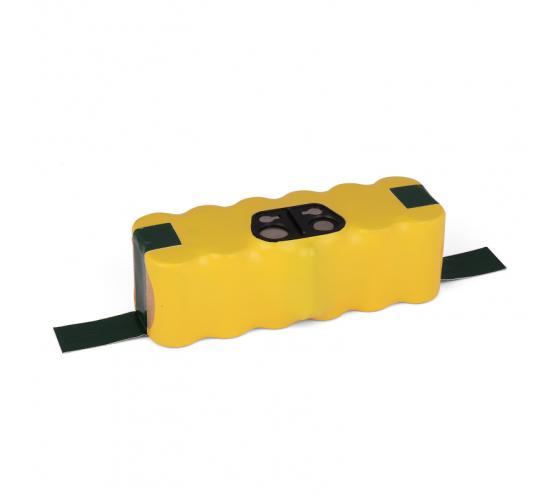 Аккумулятор для беспроводного робота-пылесоса iRobot Roomba (14.4В, 4Ач, Ni-MH) TopON PN: GD-ROOMBA-500 TOP-IRBT500-40 5