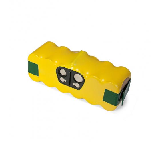Аккумулятор для беспроводного робота-пылесоса iRobot Roomba (14.4В, 4Ач, Ni-MH) TopON PN: GD-ROOMBA-500 TOP-IRBT500-40 4