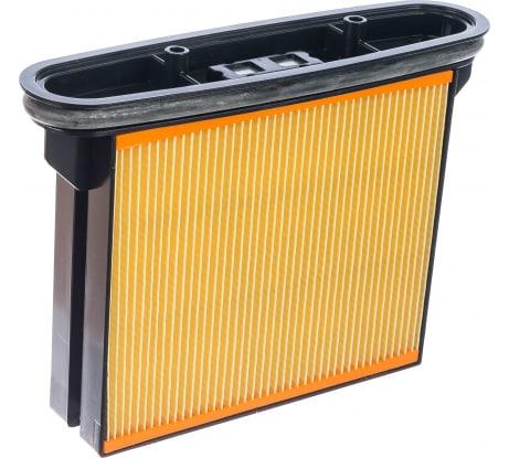 Фото складчатого фильтра для пылесоса GAS Bosch из целлюлозы, 257x69x187 мм 2.607.432.014
