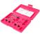 Набор инструментов для высверливания сварочных точек (9 предметов) кейс JTC 3321