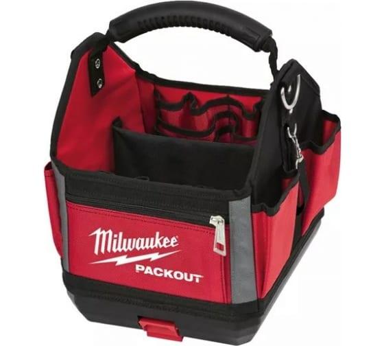 Купить сумку для инструмента 25см milwaukee packout 4932464084 в Ульяновске - цены, отзывы, характеристики, доставка, гарантия, инструкция