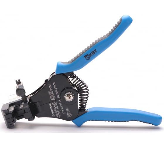 Инструмент для снятия изоляции КВТ WS-03A 57565 в Краснодаре - купить, цены, отзывы, характеристики, фото, инструкция