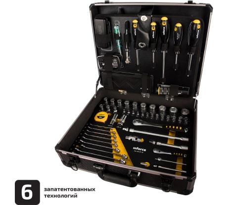 Фото набора инструментов Inforce 06-07-18