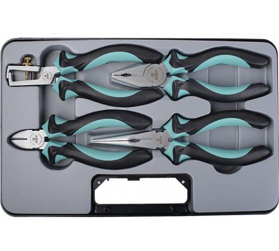 Набор инструмента шарнирно-губцевого 4 предмета AIST 700204 00-00010548 в Екатеринбурге - купить, цены, отзывы, характеристики, фото, инструкция
