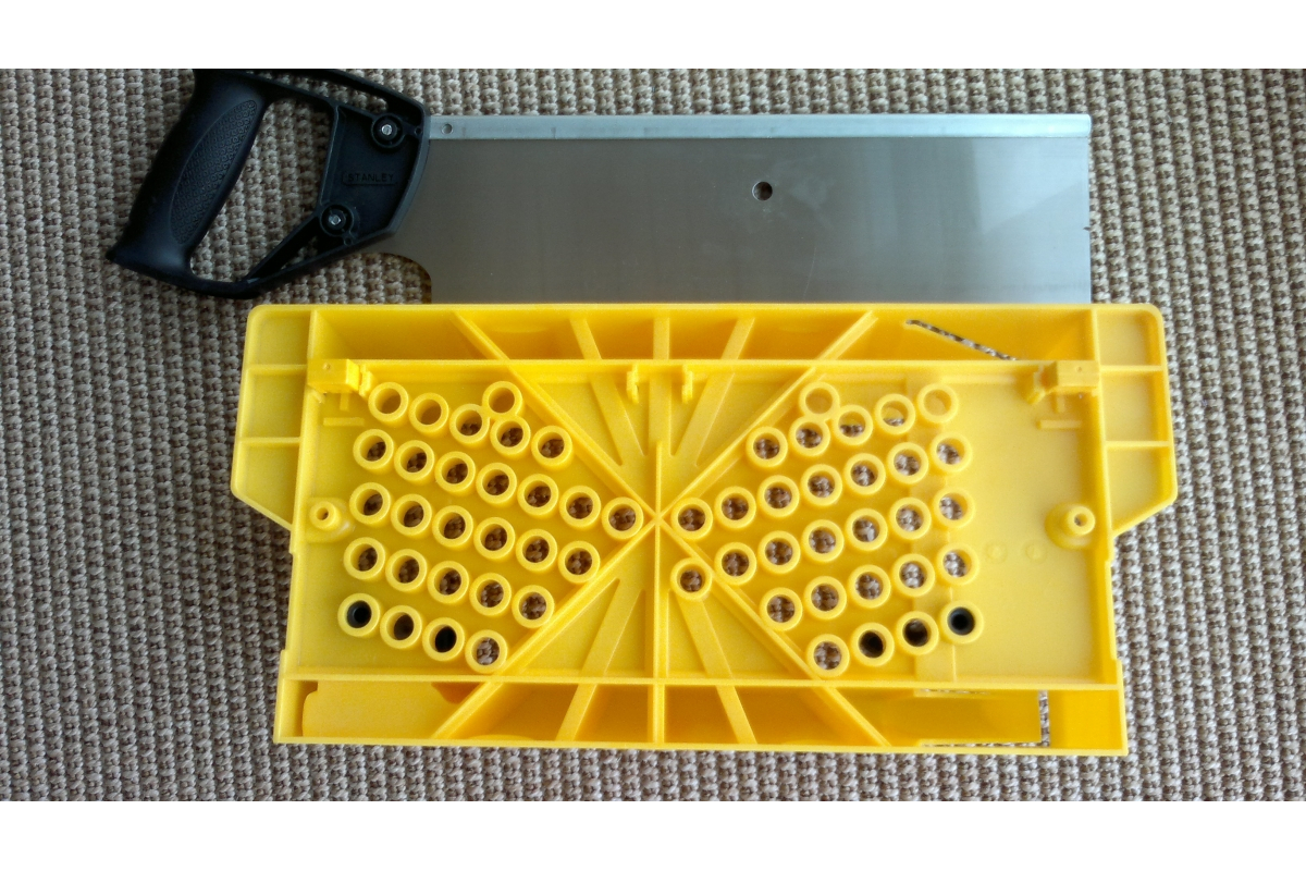 Пластиковое стусло Stanley 1-20-112  6