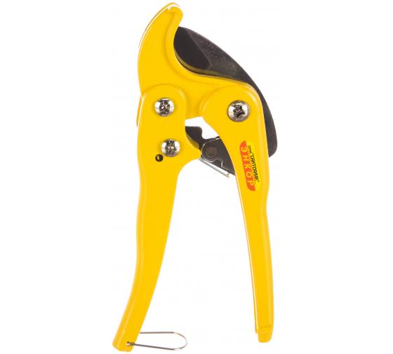 Ножницы для пластиковых труб 35У 1/6/48 Энкор 9632 в Уфе - купить, цены, отзывы, характеристики, фото, инструкция