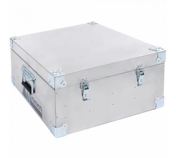 Алюминиевый ящик Олимп 450х450х200 454520 в Самаре - купить, цены, отзывы, характеристики, фото, инструкция