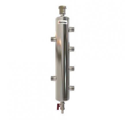 Гидрострелка Прокситерм GS 25-2 ECO в Новосибирске купить по низкой цене: отзывы, характеристики, фото, инструкция