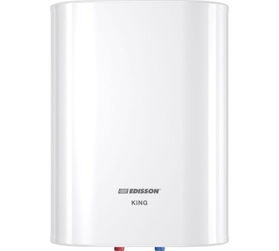 Аккумуляционный электрический водонагреватель Edisson King 50 V ЭдЭБ02087 1