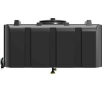 Бак душевой серии POLIMER GROUP R 300 литров черный с подогревом DR300S12