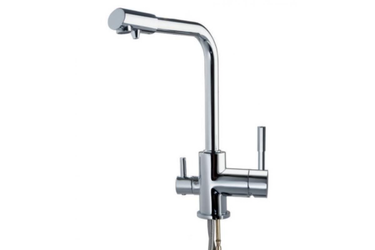 Смеситель для кухни Ramon Soler KITCHEN OSMOSIS с переключателем для  питьевой воды 20