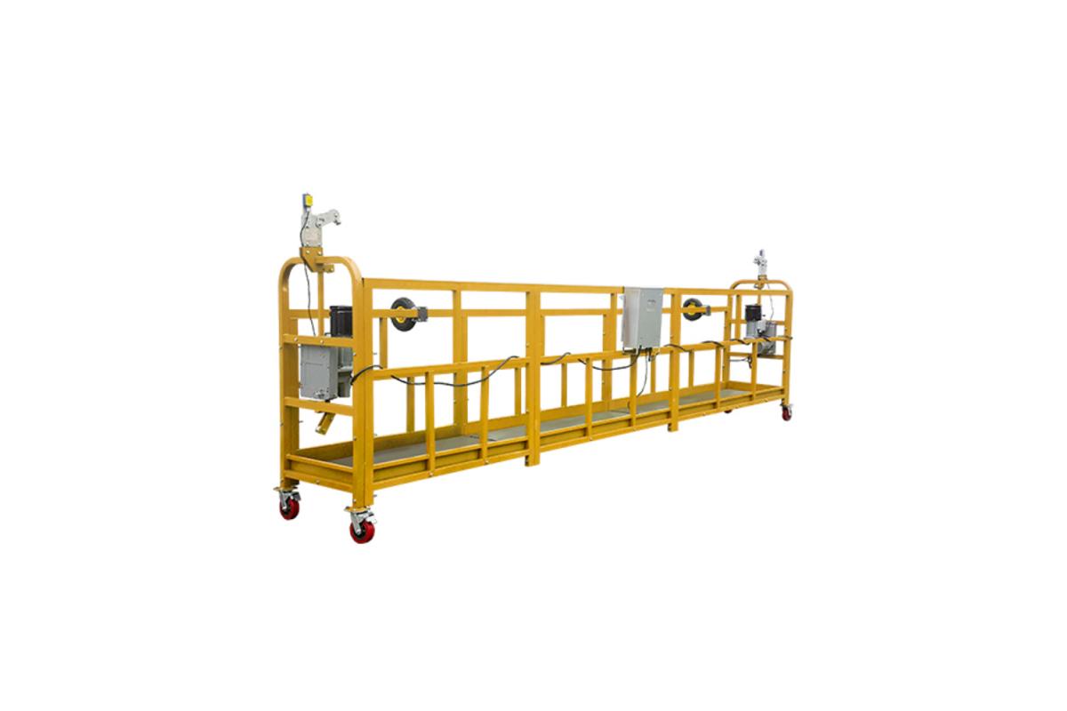 Фото подвесной рабочей платформы Pro Lift ZLP630 длина 6м, г/п 630 кг