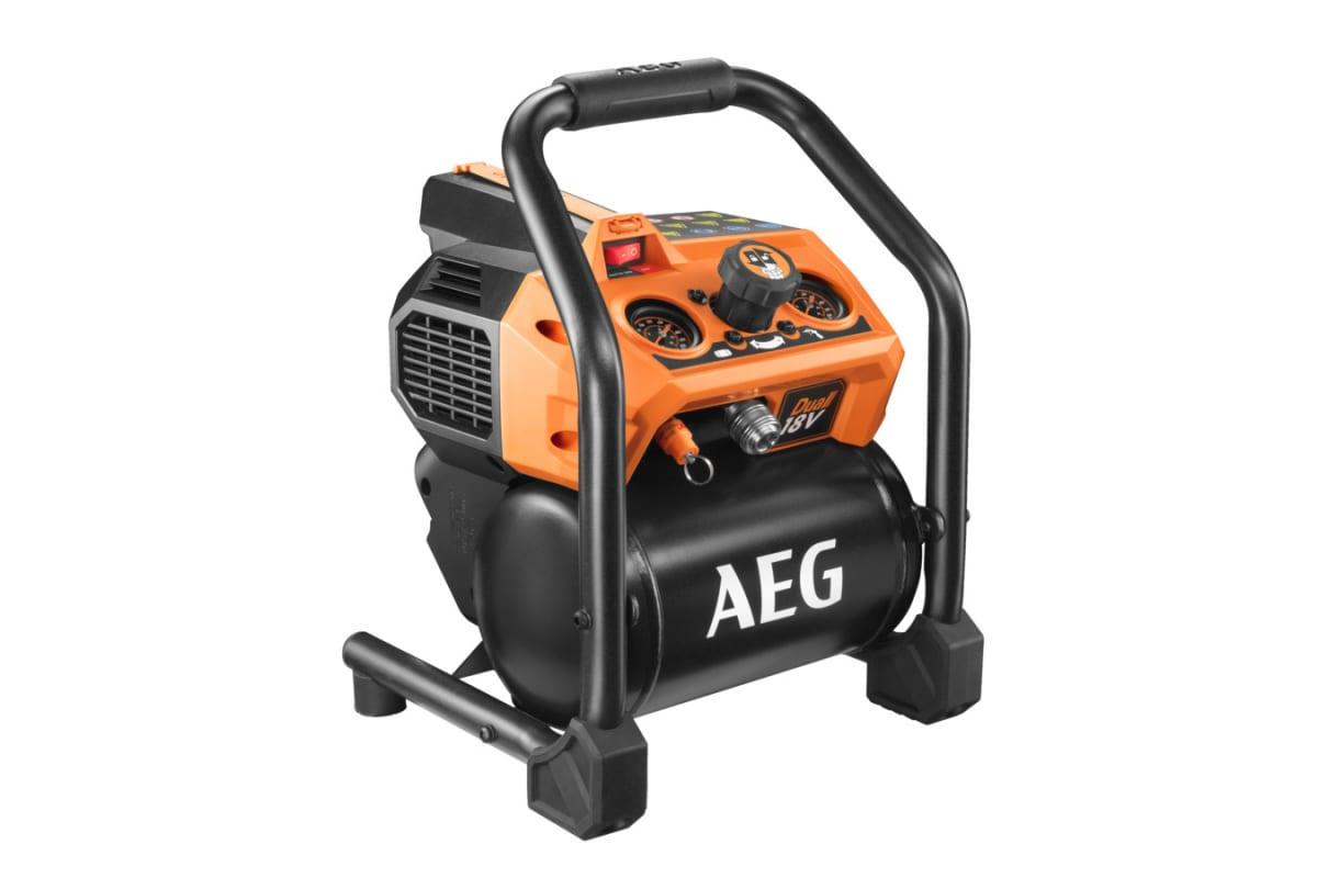 Фото аккумуляторного компрессора AEG BK18-38BL-0 4935471201