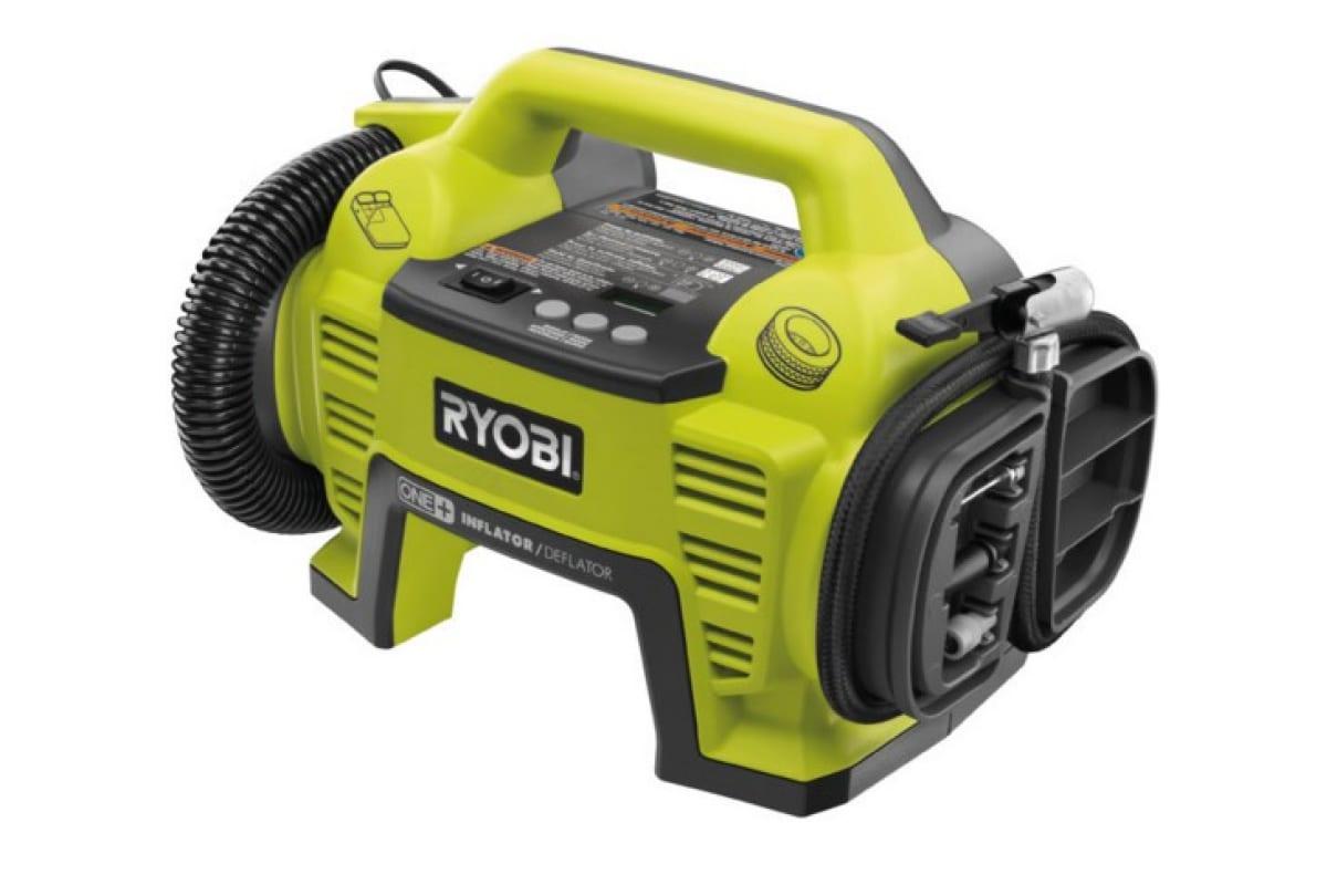 Фото компрессора для авто Ryobi ONE+ R18I-0 5133001834
