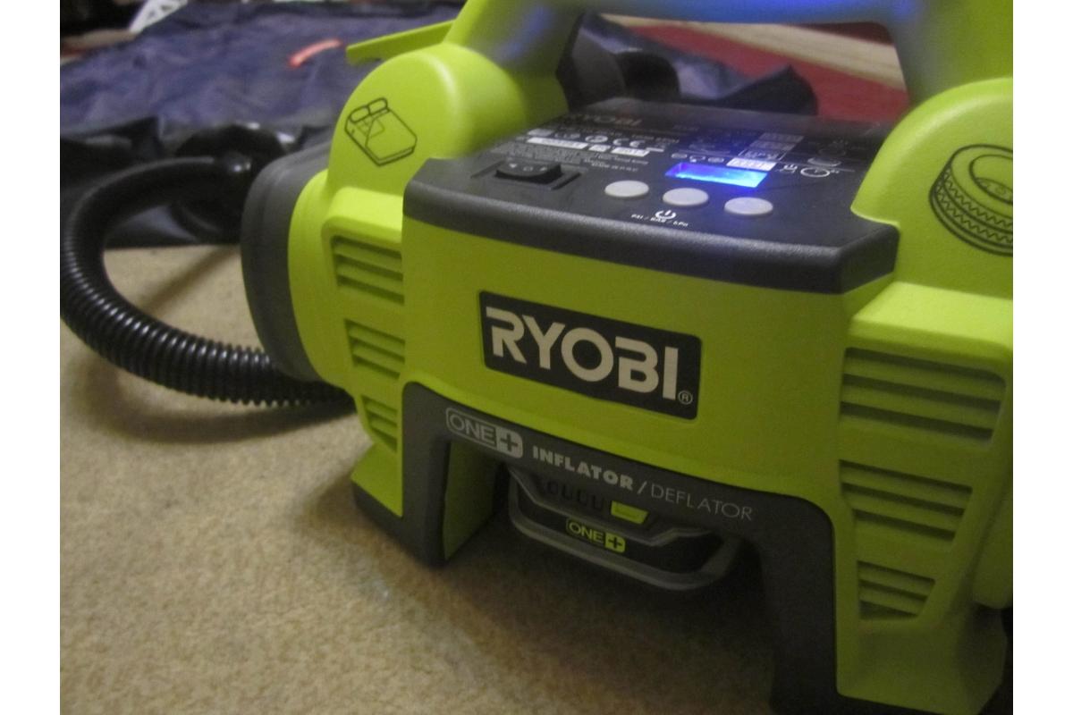 Компрессор для авто ryobi one+ r18i-0 5133001834 - цена, отзывы