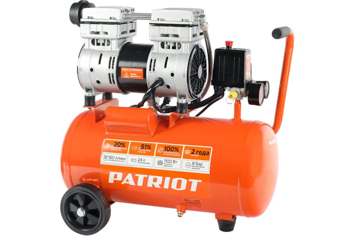 Фото компрессора PATRIOT WO 24-160 525306375
