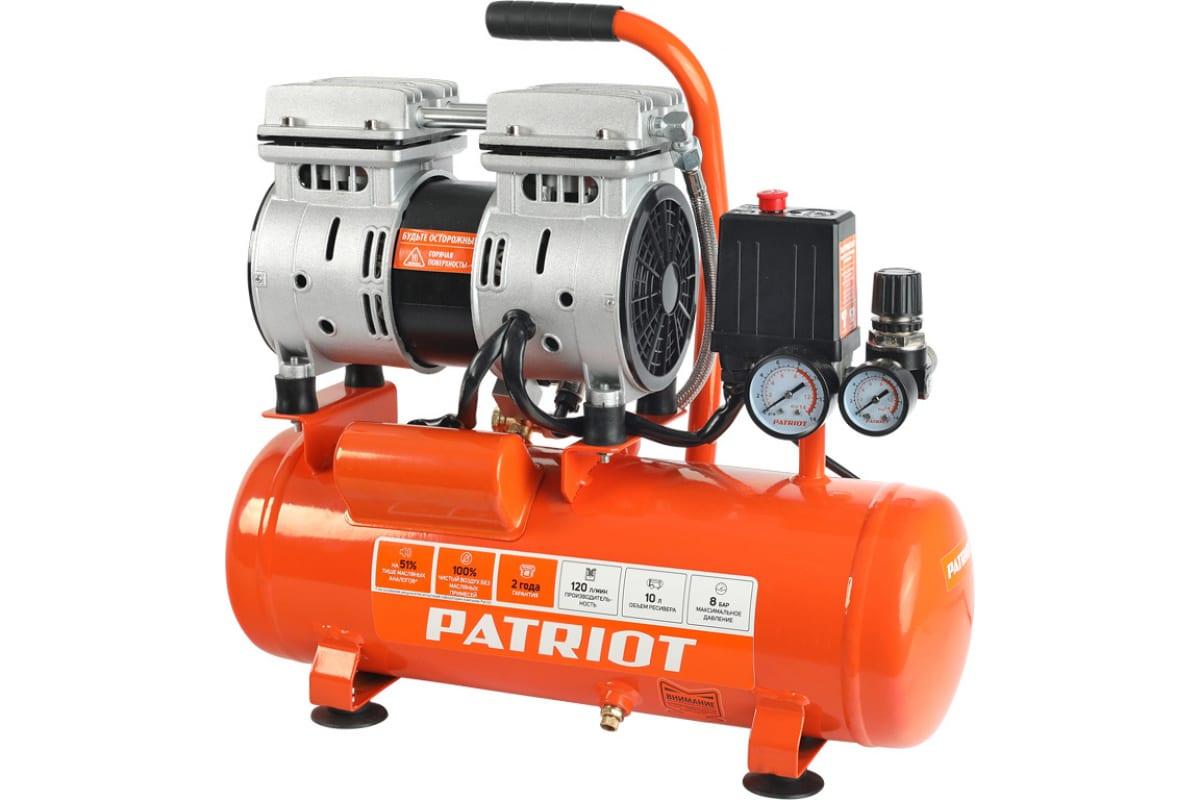 Фото компрессора PATRIOT WO 10-120 525306370