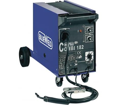 Сварочный полуавтомат BlueWeld Combi 182 Turbo 821466 - доступная цена, отзывы, описания и характеристики, фото