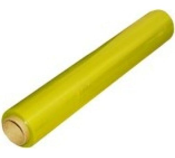 Стрейч пленка первый сорт ПАКПОЛИМЕР желтая 500мм 1200гр 23мкм в Перми - купить, цены, отзывы, характеристики, фото, инструкция
